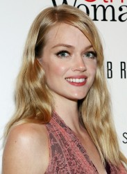 "Lindsay Ellingson - ""The Other Woman"" Screening in NYC 4/24/14"