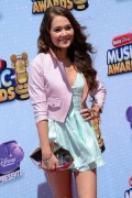 Kelli Berglund at 2014 Radio Disney Music Awards in LA