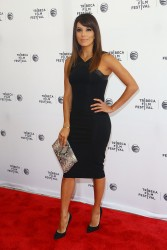 "Eva Longoria - ""Food Chains"" Premiere in NYC 4/26/14"