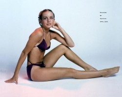 Dana Plato: Sexy Purple Bikini: HQ x 1