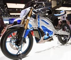 Yamaha PES1 electric sportsbike
