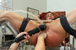 Lea Lexis, Savannah Fox : Anal Latex Squirting Nympho Nurses! - Kink/ ElectroSluts (2014/ SiteRip)