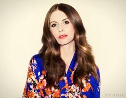Alison Brie - Byrdie.com  Photoshoot