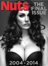 Lucy Pinder in Nuts Magazine - May 2014