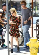 Emma Roberts - Out for lunch in West Hollywood 4/29/14