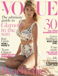 Kate Upton - Vogue June 2014