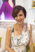 Catherine Bell - The Cable Show 30.4.2014 4xLQ