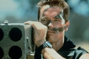 Коммандо / Commando (Арнольд Шварценеггер, 1985) 201ca4324344526