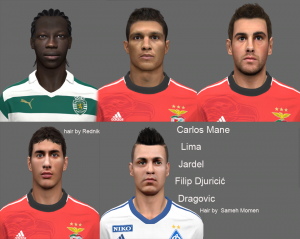 Download PES 2014 Facepack Vol.7 by miguelrioave