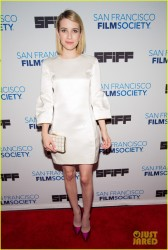 Emma Roberts - 2014 San Francisco International Film Festival 5/3/14