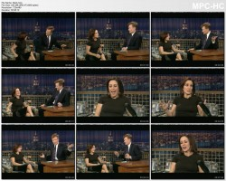 PATRICIA HEATON interview - conan - 11.18.05