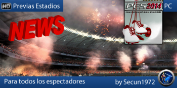 Download PES 2014 Stadium Preview in HD by Secun1972