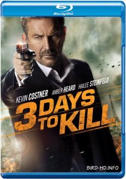 3 Days to Kill 2014 EXTENDED m720p BluRay x264-BiRD