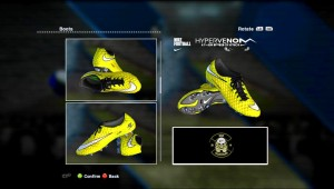 Download PES 2013 Nike Hypervenom Maximum Yellow Black White (NJR)