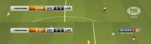 Download PES 2014 Libertadores Scoreboard + TV Logo by Txak