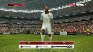 PES 2013 Man. United 14-15 Kits by Predator