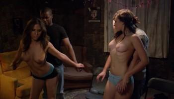 Mindy robinson nude alpha house 2014 - 2 part 4