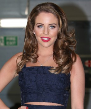 Lydia Rose Bright - outside ITV Studios in London 05/09/2014