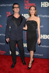 "Angelina Jolie - ""The Normal  Heart"" Premiere in NYC 5/12/14"
