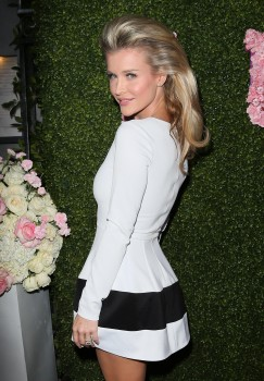 Joanna Krupa @ Opening of Pump Lounge in West Hollywood - 05/13/2014
