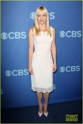Anna Faris - 2014 CBS Upfront Presentation in NYC 5/14/14