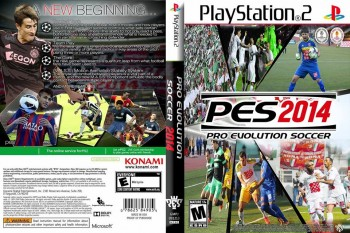 Download PES 2014 PS2 PES ALGERIE V1