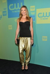 Katie Cassidy - 2014 The CW Network's Upfront Presentation in NYC 5/15/15
