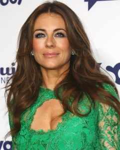 Elizabeth Hurley – 2014 NBCUniversal Cable Entertainment Upfronts May 15,