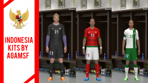 Indonesia Kits By AGAMSF