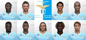 Download S.S. Lazio Facepack PES 2014 by kpt1
