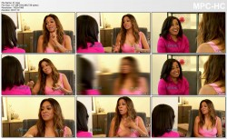 LA LA vasquez anthony - CLEAVAGE - steve harvey show - 10.8.14