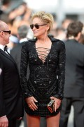 Sharon Stone - 'The Search' Premiere at the 67th Annual Cannes Film Festival 5/21/14