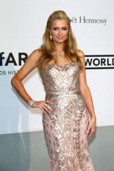 Paris Hilton - amfAR's 21st Cinema Against AIDS Gala in Cap d'Antibes, France 5/22/14