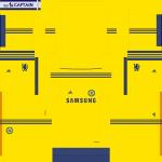 Chelsea 14-15 Full Kit PES 2014 by Tunevi