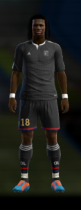 OL 3rd Kit For PES 2013 by jeremz0310
