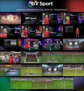 Download BT Sport Presentation Pack by Pesmonkey