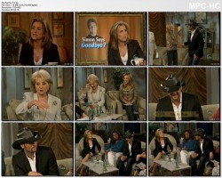 Meredith Vieira (vhs) - the view - CLEAVAGE, LEGS - (date unknown)