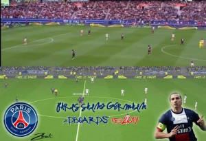 Download PSG F.C. Adboards HD By Zikint