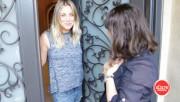 Kaley Cuoco - Inside Her Boudoir, Allure Insider
