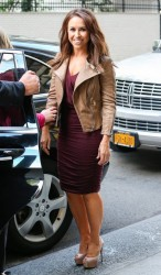 Lacey Chabert - Out & About in NYC 5/27/14