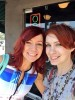 Felicia Day and Carrie Preston - 1 MQ