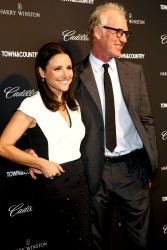 Julia Louis-Dreyfus - 'Generosity of Eye' Screening in NYC 5/28/14
