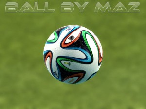 Download Adidas Fifa World Cup Brazuca Ball 2014-15 by MAZ