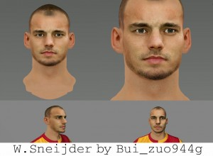 FIFA14 Sneijder - Galatasaray by bui_zuo944g