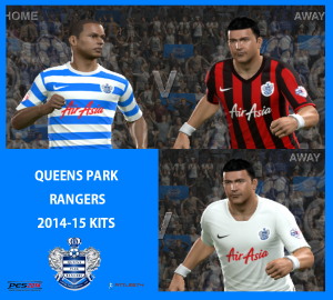 Download QPR 2014-15 Kits For PES 2014