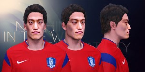 Download Lee Chung-Yong Face by So-Yul