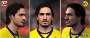 Mats Hummels v.2 FIFA14 - Update by UTO