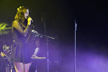 Lana Del Rey - Live Performance at the WaMu theatre in Seattle 05/27/2014