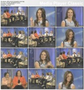 Evangeline Lilly - The View - 3/2/07