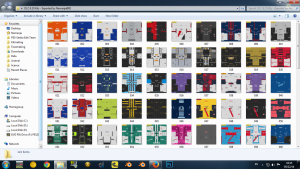 Download PES 2014 DLC 6.10 Kits